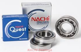 55 mm x 100 mm x 33.3 mm  NACHI 5211AN angular contact ball bearings