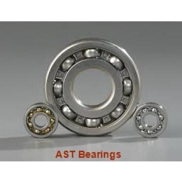 AST SMF117-2RS deep groove ball bearings