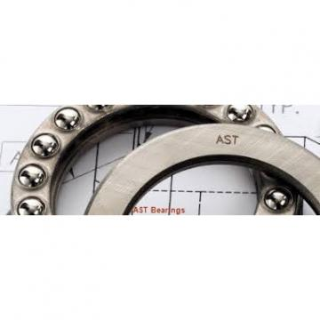 AST 6307-2RS deep groove ball bearings