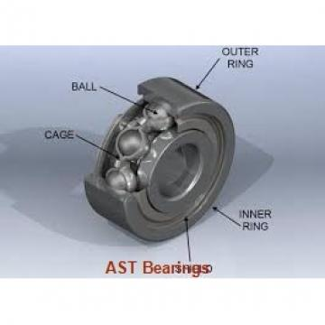 AST 636H-2RS deep groove ball bearings