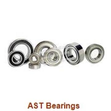 AST H7038C/HQ1 angular contact ball bearings