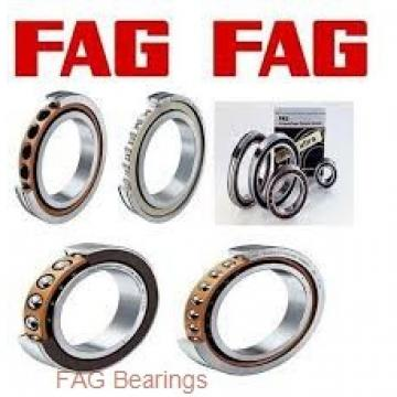 110 mm x 150 mm x 20 mm  FAG HCS71922-E-T-P4S angular contact ball bearings