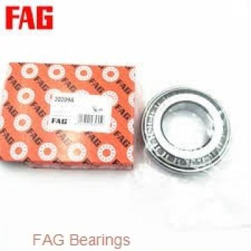 100 mm x 180 mm x 34 mm  FAG HCB7220-E-T-P4S angular contact ball bearings