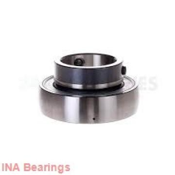 45 mm x 75 mm x 16 mm  INA BXRE009 needle roller bearings