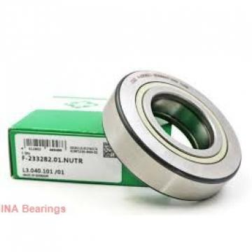 400 mm x 500 mm x 100 mm  INA SL014880 cylindrical roller bearings