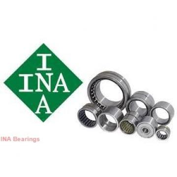 160 mm x 220 mm x 36 mm  INA SL182932 cylindrical roller bearings
