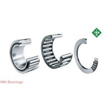 30 mm x 47 mm x 22 mm  INA GE 30 UK-2RS plain bearings