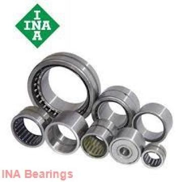 INA GT18 thrust ball bearings