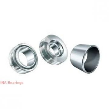 90 mm x 140 mm x 67 mm  INA SL045018-PP cylindrical roller bearings