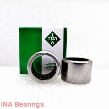 80 mm x 180 mm x 42 mm  INA GE 80 AX plain bearings