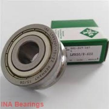 INA SL06 026 E cylindrical roller bearings