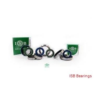 12,7 mm x 28,575 mm x 7,938 mm  ISB FR8ZZ deep groove ball bearings