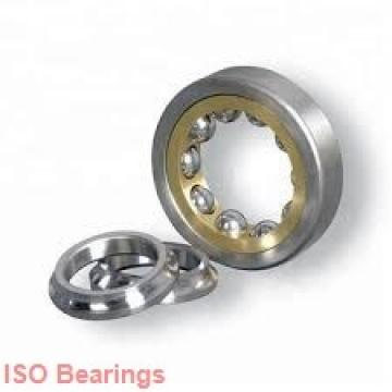 8 mm x 12 mm x 2,5 mm  ISO FL617/8 deep groove ball bearings
