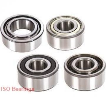 ISO 3002-2RS angular contact ball bearings