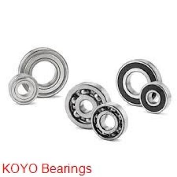 127 mm x 234,95 mm x 63,5 mm  KOYO 95500/95925 tapered roller bearings