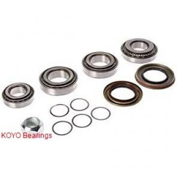 400 mm x 650 mm x 250 mm  KOYO 24180RHA spherical roller bearings