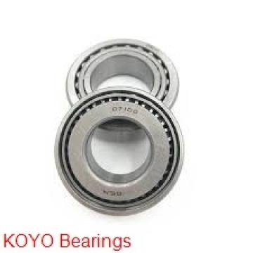 40 mm x 80 mm x 18 mm  KOYO 6208Z deep groove ball bearings