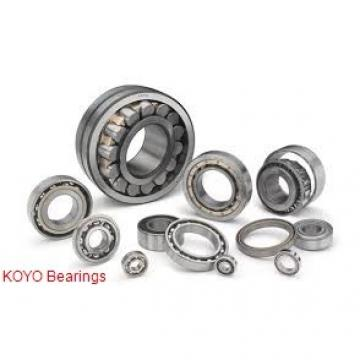 4 mm x 12 mm x 4 mm  KOYO 604ZZ deep groove ball bearings