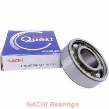 140 mm x 300 mm x 62 mm  NACHI NJ 328 E cylindrical roller bearings
