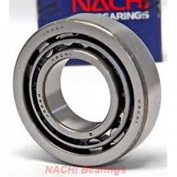 30 mm x 62 mm x 23,8 mm  NACHI 5206S9 angular contact ball bearings