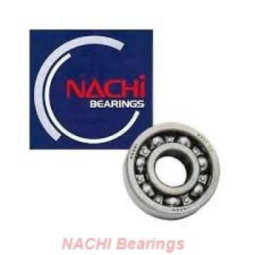 75 mm x 130 mm x 25 mm  NACHI 7215DT angular contact ball bearings