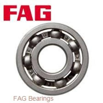 30 mm x 65 mm x 21 mm  FAG 543909 deep groove ball bearings